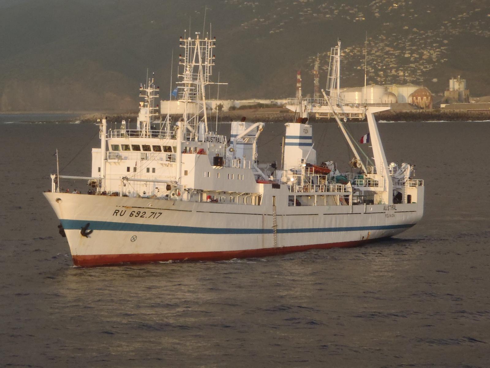 La Chaîne du vivant®, jusqu'en Antarctique, grâce aux marins de la SAPMER