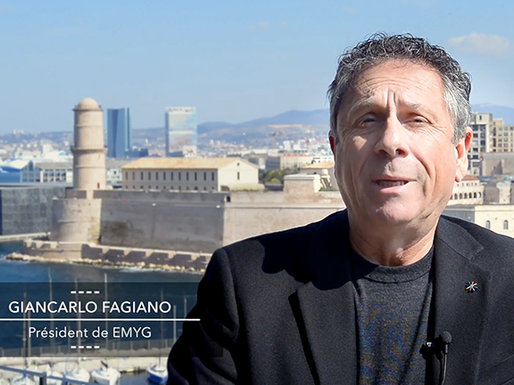 ITW de Giancarlo Fagiano par « Marseille So Attractive »
